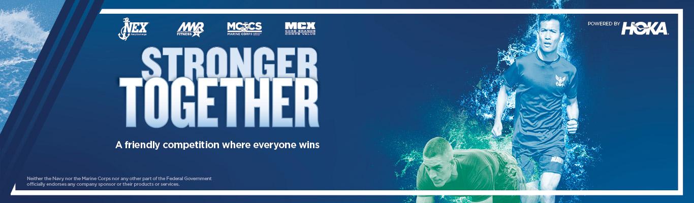 Stronger Together Virtual 5K